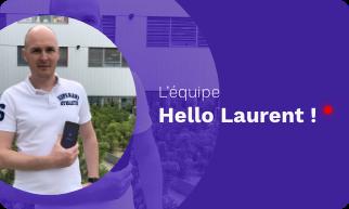 Découvrez l'équipe Zelive – Laurent